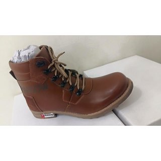 Mens Half Ankle Boot