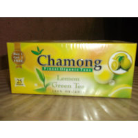 Green Tea Bags - Chamong LEMON GREEN BUYONE GET ONE FREE 25X2=50 TEA BAGS