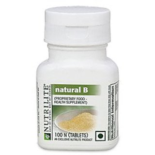 Amway NUTRILITE Natural B - 100 Tablets