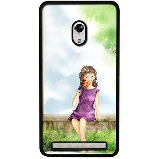 Instyler Digital Printed Back Cover For Asus Zen Fone 6