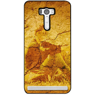 Instyler Digital Printed Back Cover For Asus Zen Fone Selfie