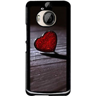 Instyler Digital Printed Back Cover For Htc M9 Plus