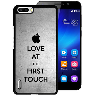 Instyler Digital Printed Back Cover For Huawei Honor 6 Plus