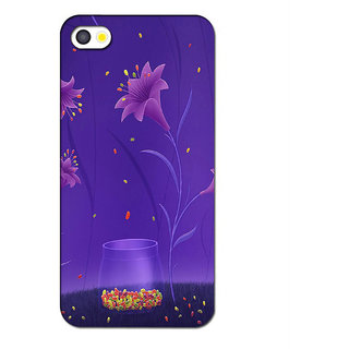 Instyler Premium Digital Printed 3D Back Cover For Apple I Phone 4