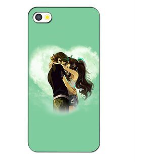 Instyler Premium Digital Printed 3D Back Cover For Apple I Phone 4