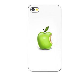 Instyler Premium Digital Printed 3D Back Cover For Apple I Phone 5S