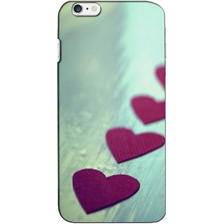 Instyler Premium Digital Printed 3D Back Cover For Apple I Phone 6 Plus