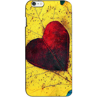 Instyler Premium Digital Printed 3D Back Cover For Apple I Phone 6S