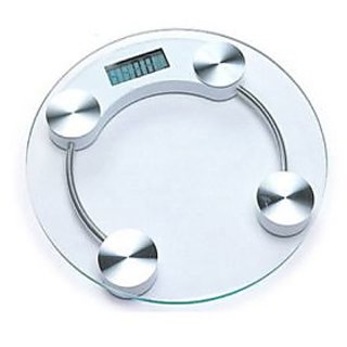 Digital Toughened Glass Weighing Scale Personal Health Body Weigh Scale Weight Machine available at ShopClues for Rs.649