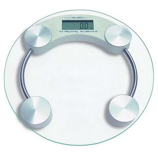 VINK 8 MM 180 Kg Digital LCD Personal Weighing Scale Body Weight Machine available at ShopClues for Rs.699
