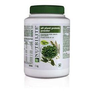 Amway Nutrilite All Plant Protein Powder Family Pack-1Kg