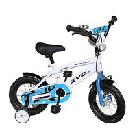Addo India 12 XVC white European Series Kids Bicycle.
