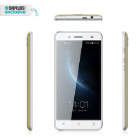 Reach Allure Speed 4G, 5 IPS Display, Android v6.0, 1 GB RAM, 8 GB ROM Free Flip Cover