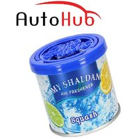 Auto Hub My Shaldan Squash Car Perfume / Air Freshener Use For Car, Home And Office -Squash