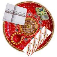 Raksha Bandhan 2016 Special Rakhi Thali Set