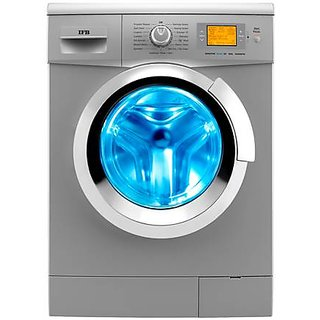 IFB Senator Aqua SX 8 kg Front Load Fully Automatic Washing Machine (Silver)