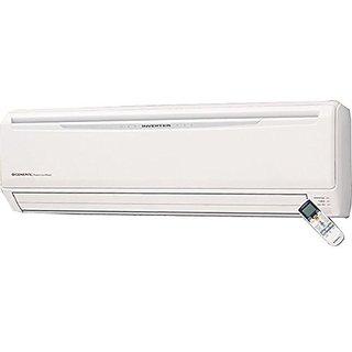 O General ASGA18JCC Inverter Split AC (1.5 Ton White)
