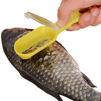 Futaba Fish Scale Cleaner Scraper Remover with Lid