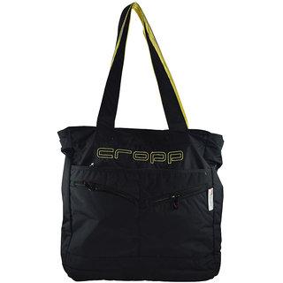 Cropp Black Ladies Fabric handbag emzcropp1025black