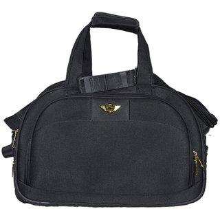 Texas USA Grey unisex nylon duffle bag emzlug8006ds22grey