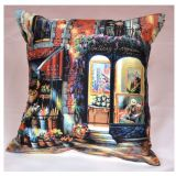 Digital Print Cushion Cover Set Of 2Pc Td-1501