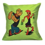 Digital Print Cushion Cover Set Of 2Pc Td-1506
