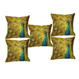 Digital Print Cushion Cover Set Of 5Pc Td-1381