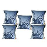 Digital Print Cushion Cover Set Of 5Pc Td-1360