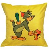 Digital Print Cushion Cover Set Of 2Pc Td-1546
