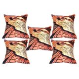 Digital Print Cushion Cover Set Of 5Pc Td-1566