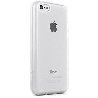 Soft Case TPU Transparent Back Cover For Apple I phone 5G