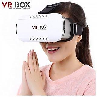 VR Virtual Reality 3D Headset - Premium Quality