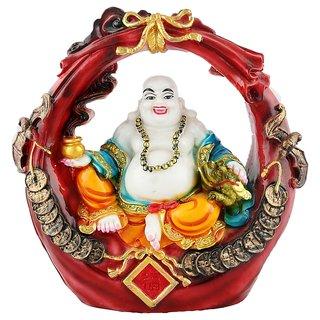 Aica feng shui laughing buddha happy man vastu showpeace-14