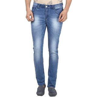 Fever Blue Slim Fit Men Jeans