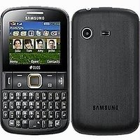 High Quality Housing Body Panel For Samsung Chat E2222 Black