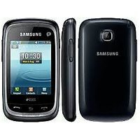 Housing Body Panel Black  For Samsung Champ Neo Duos C3262