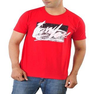 Mabyn Printed Casual T-Shirt