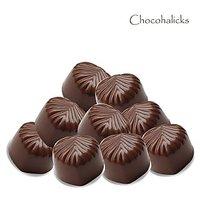 Crunchy Crackle Rocks Sweet Truffle Home Made Premium 24 Chocolates Chocohalicks