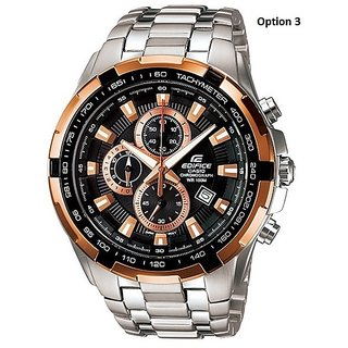 Casio Edifice EF-539D-1AV Chronograph Watch Men