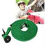 20 Meter Flat Hose Water Gun Spray For Garden Pet Car Washing Jet Spray Gun