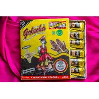 Golecha Fast Henna Cones (pack of 12 cones)