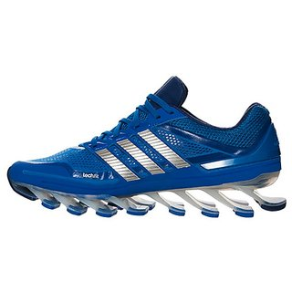 Adidas Replica Mens Springblade Trainers Blue Shoe