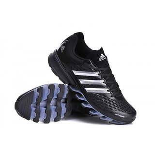 Adidas Springblade Replica Shoes 2014  For Men - EXCLUSIVE Black