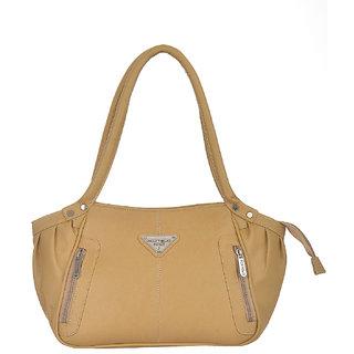 Fostelo WomenS Madison Shoulder Bag Beige