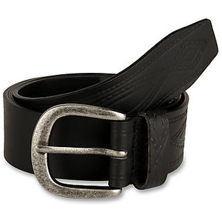 Pardigm Men's Leather Belt - Black