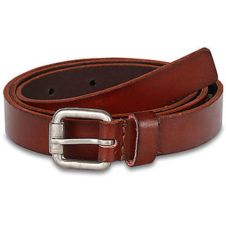 Pardigm Women's Tan Leather Belt