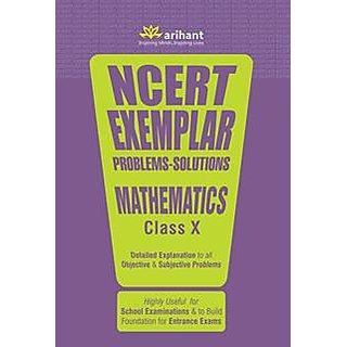 NCERT Exemplar Problems-Solutions MATHEMATICS class 10th