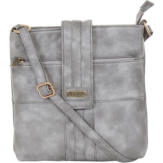 Esbeda Ladies Sling Bag Grey Color (Msa011372)