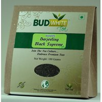 Darjeeling Black Supreme Tea - 100 G Loose