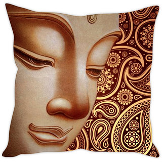 Fairshopping Cushion Cover Girl Art  (PMCCWF0012)